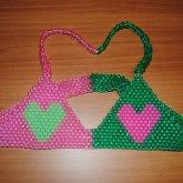 Heart Bikini
