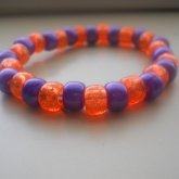 Orange & Purple Single