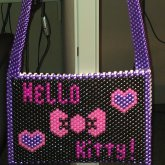 Hello Kitty Big Purse
