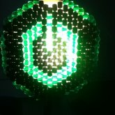 My Power Mask On My Lamp
