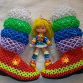 Rainbow Brite Boots