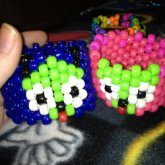 Twin Gir Cuffs