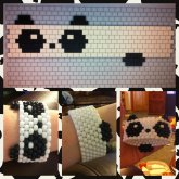 Panda Kuff Inspired By Meely Moo Version 2