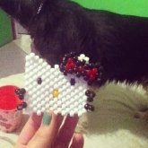 Hello Kitty Peyote