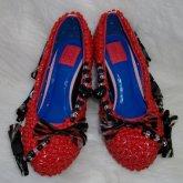 Sexy Kandi Pinup Style Shoes