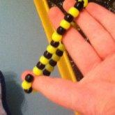 Neon Yellow And Black Single