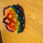 Rainbow Tiara