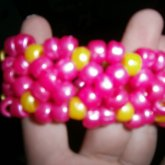 Pink And Yellow X-Base