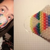 Rainbow X Mask