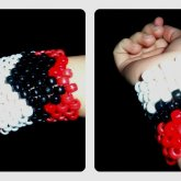 Pokemon Ball Heart Cuff