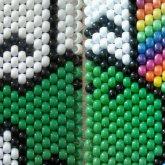 Big Rainbow Yoshi Cuff