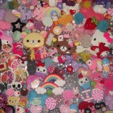 Charms And Stiffish For Kandi Singles/necklaces!