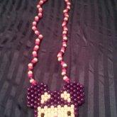 Hello Kitty Mau5 Necklace 4 A Friend