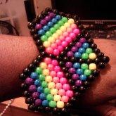Peace Heart Bracelet