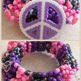 3D Peace Cuff