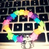 Rainbow Panda :3