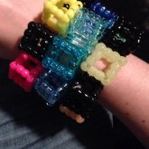 Multi-Layer Cube Cuff