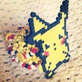 3D Pikachu Cuff