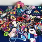 Just Some Of My Kandi :D