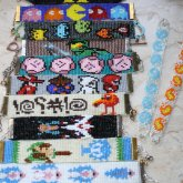 Classic Video Game Bracelets