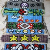 Collection Of Mario Bracelets
