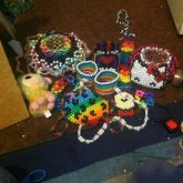 Kandi I Made For My First Rave!!