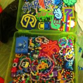 My Current Kandi Collection