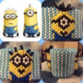 3d Minion Cuff From Dispicable  Me