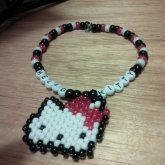 Mini Hello Kitty Necklace