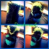 The Deadmau5 Cuff I Made For My Best Friend. :p