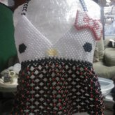 Hello Kitty Dress 1/2 Done
