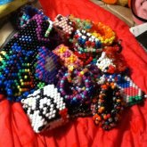 Messy Pile Of Kandi (:
