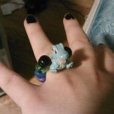 Totodile Ring