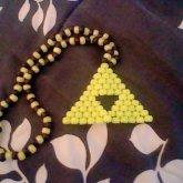Triforce Necklace C: