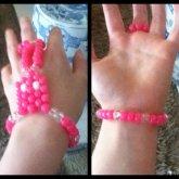 Pink Pacman Handpiece.