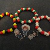Hetalia Charm Bracelets