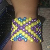 Abstract Cuff (Front)