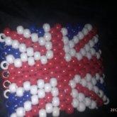 Union Jack Cuff