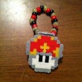 Mario Mushroom Bracelet