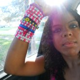 Breast Cancer Awareness Kandi :D