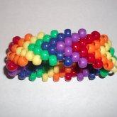 Rainbow Arrow Large Cuff