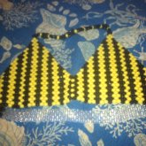 Black And Yellow Kandikini