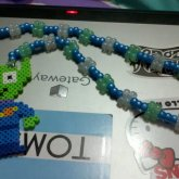 Toy Story Alien Necklace