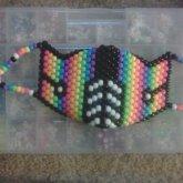 Rainbow Ninja Mask