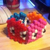 Pacman Ghosts Bracelets :)