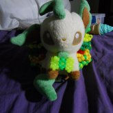 Leafeon Epic Cuff Front