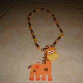 Cute Little Giraffe Necklace