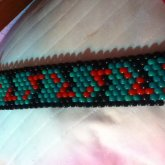 Zombie Hearts Tie