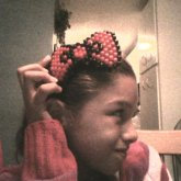 Kandi Hello Kitty Bow