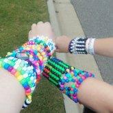Me And My Friends Kandi :3